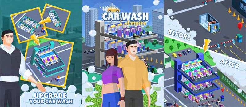 car wash empire guide