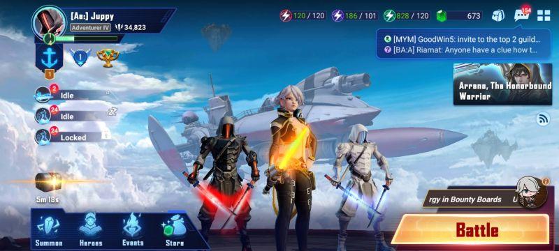 crystalborne heroes of fate heroes