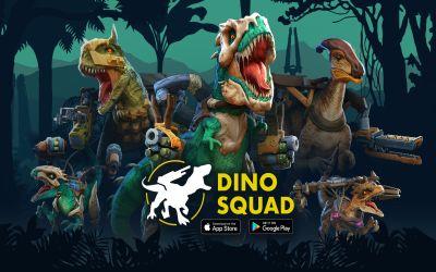 dino squad pre-registration