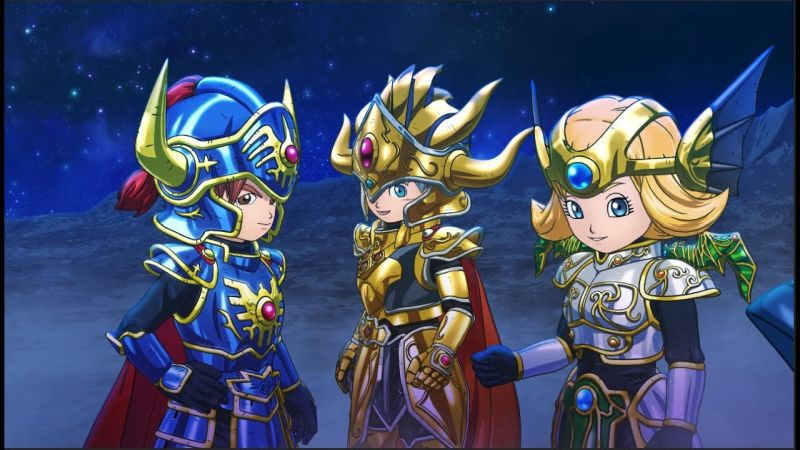 dragon quest of the stars strategies