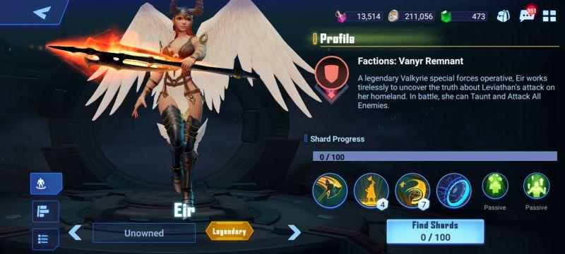 eir crystalborne heroes of fate