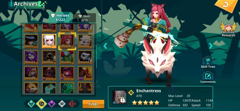 enchantress calibria crystal guardians