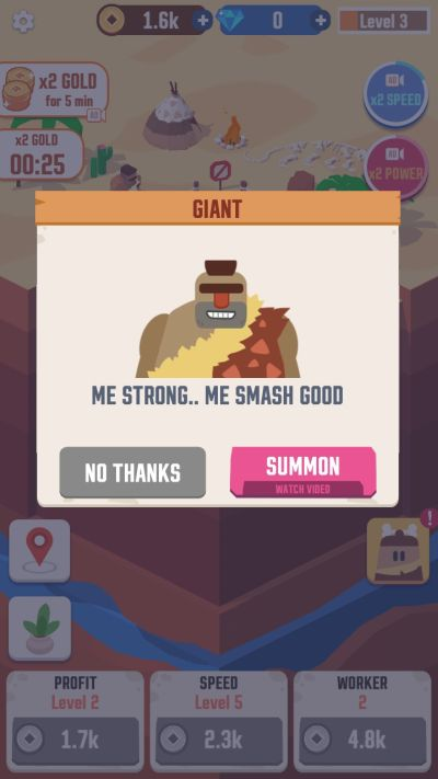 idle digging tycoon giant