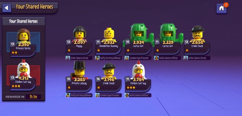 lego legacy heroes unboxed guild