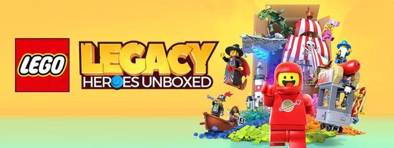 lego legacy heroes unboxed strategies