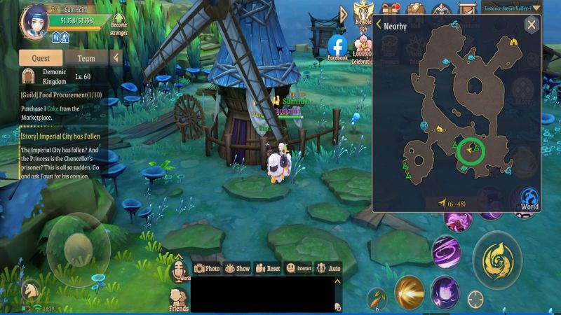 light of thel treasure map l3 steam valley