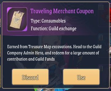 light of thel traveling merchant coupon