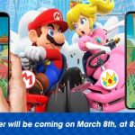 Mario Kart Tour Getting Multiplayer Mode on March 8