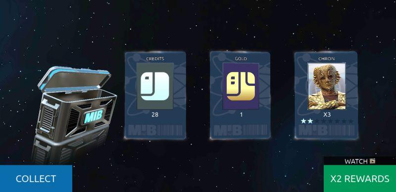 how to earn more rewards in men in black galaxy defenders