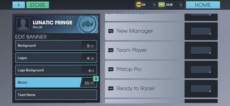 motorsport manager online achievements
