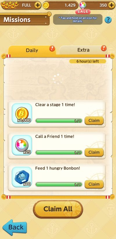 how to earn more rewards in one piece bon bon journey
