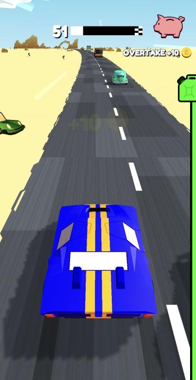 overtake tricks