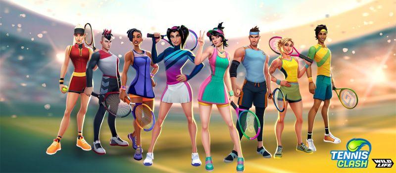 tennis clash guide
