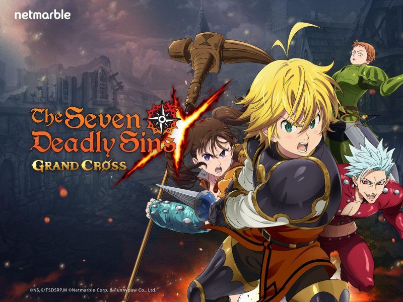 the seven deadly sins grand cross class roles