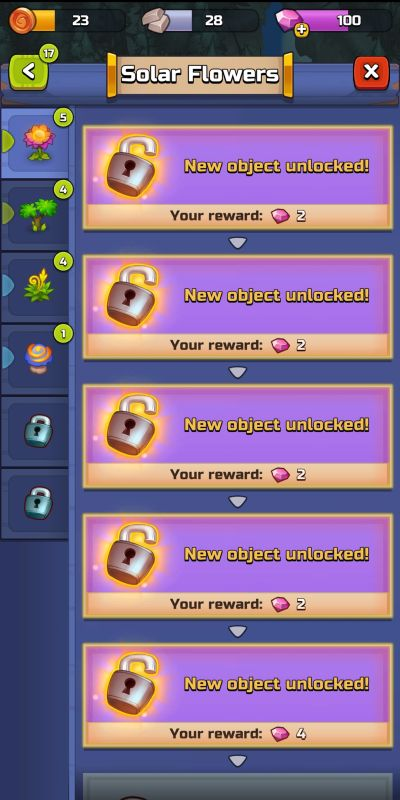 how to earn more rewards in world above merge games
