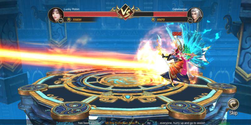 devil hunter eternal war arena
