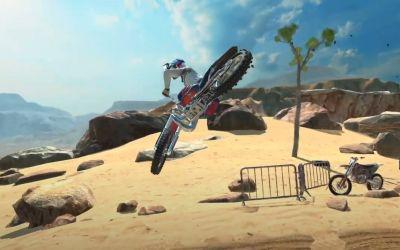 dirt bike unchained
