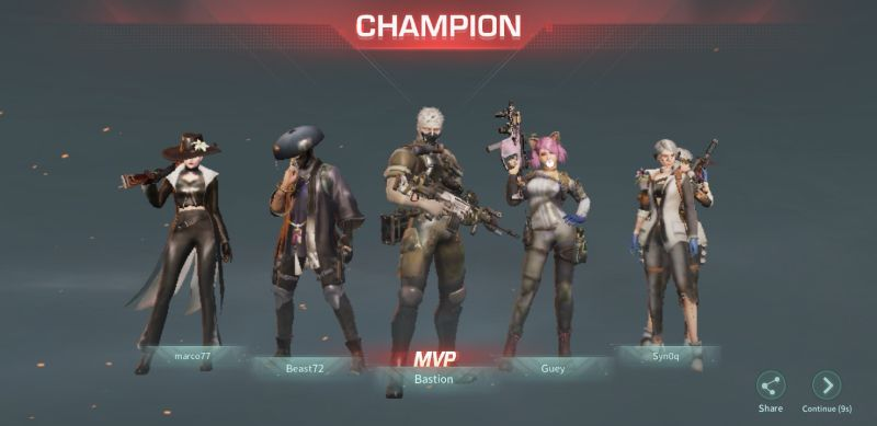 disorder champion