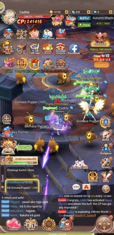 elf tales main quests
