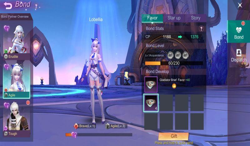 eternal sword m lobellia