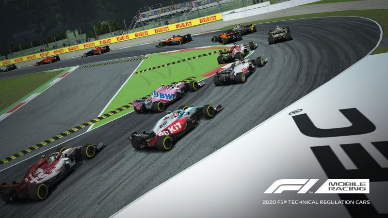 f1 mobile racing 2020 season update