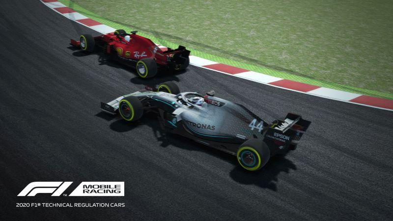f1 mobile racing 2020 season update gameplay