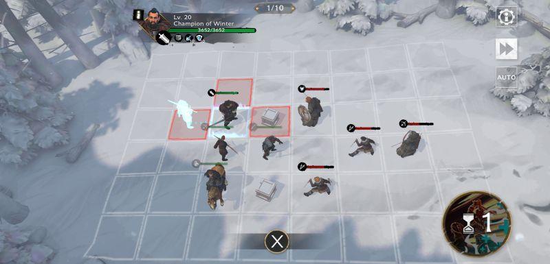 game of thrones beyond the wall bottlenecks