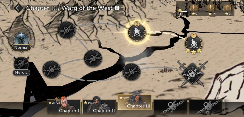 game of thrones beyond the wall story quest