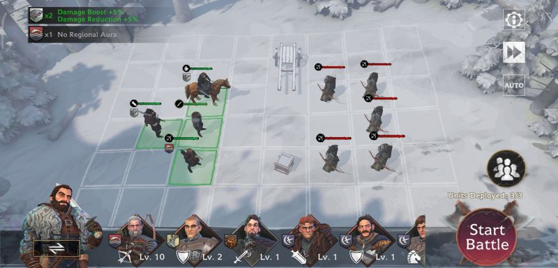 game of thrones beyond the wall team strategies