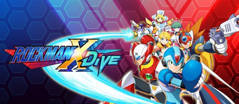 mega man x dive guide
