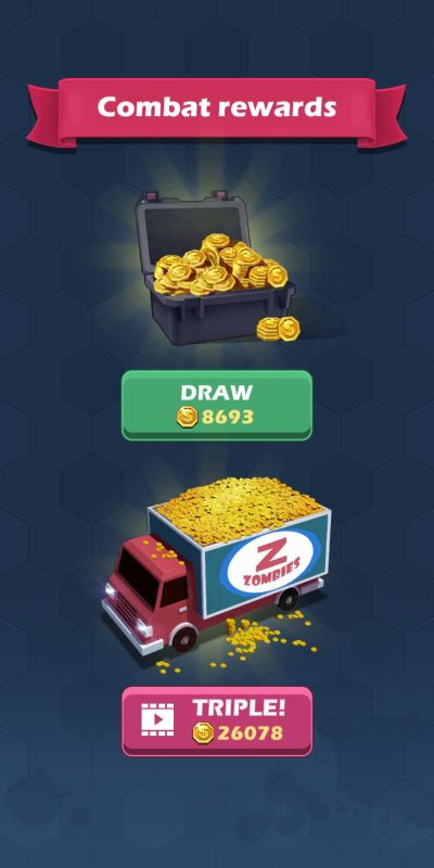 how to earn more rewards in mow zombies