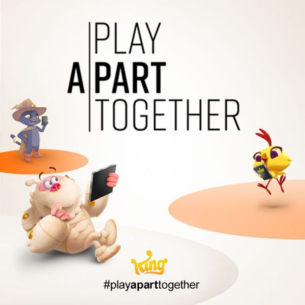 play apart together campaign