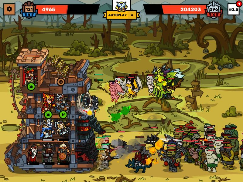 towerlands strategies