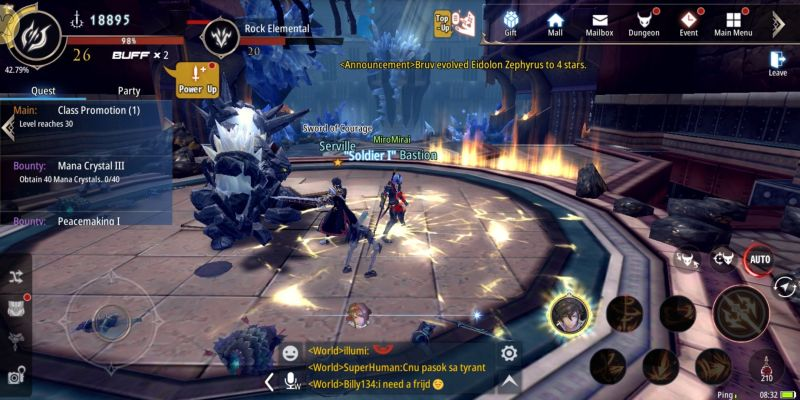 aura kingdom 2 daily events