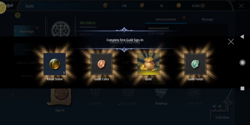 aura kingdom 2 guild