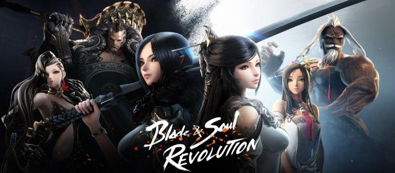 blade & soul revolution guide