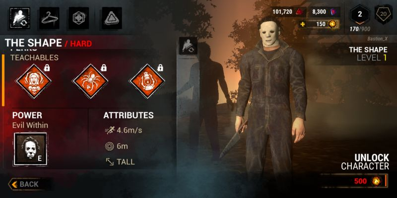 dead by daylight mobile tactics