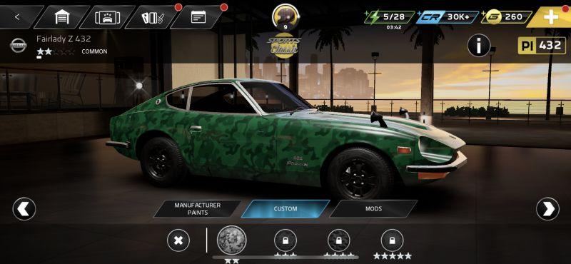 forza street car customization