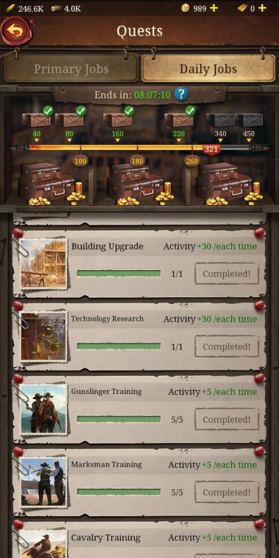 how to earn rewards in frontier justice