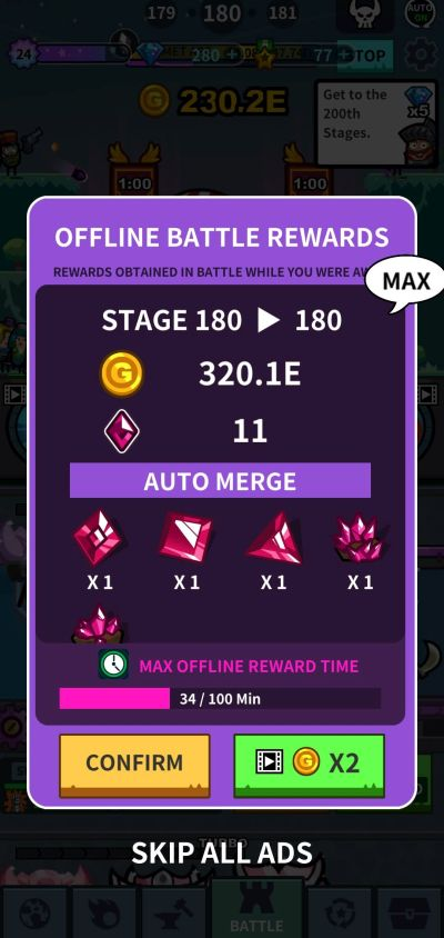 how to earn more rewards in hero factory