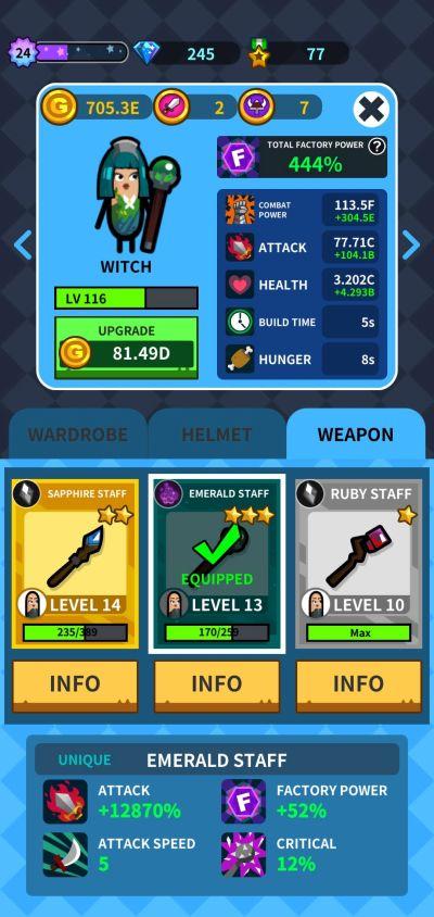 hero factory weapons