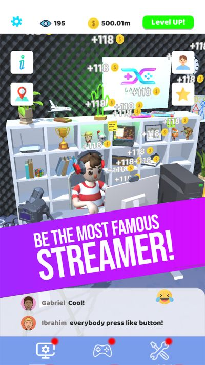 idle streamer strategies