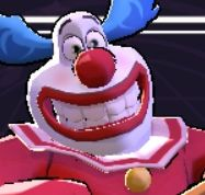 jangles the clown disney sorcerer's arena