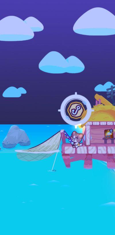 kiki's vacation fishing