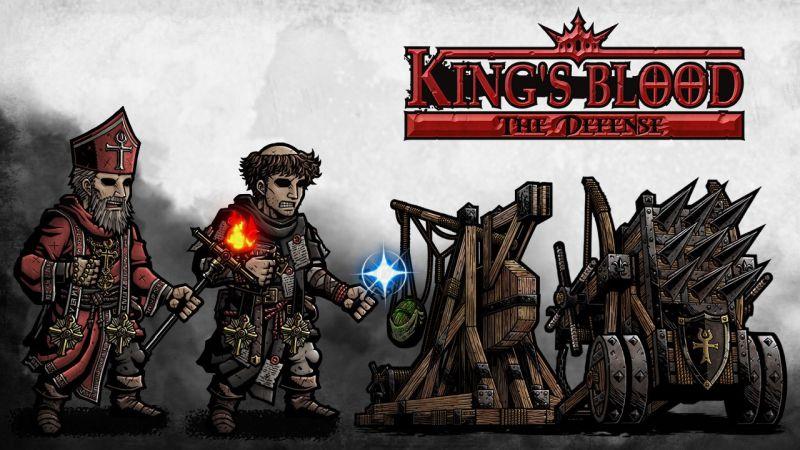 king's blood the defense strategies