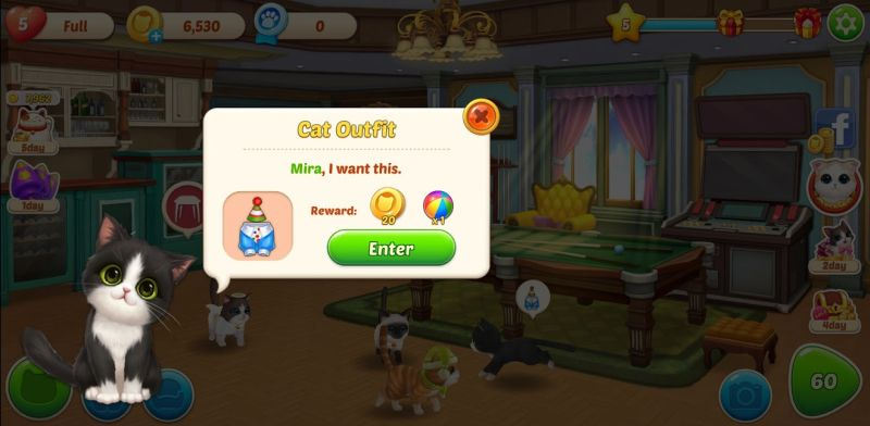 how to earn more rewards in kitten match