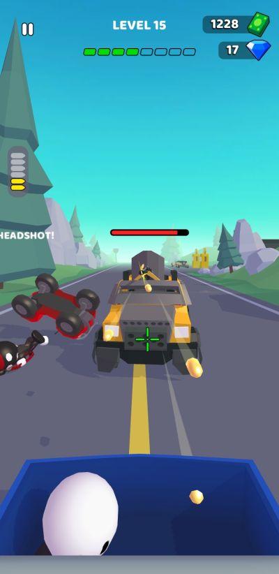 rage road tricks