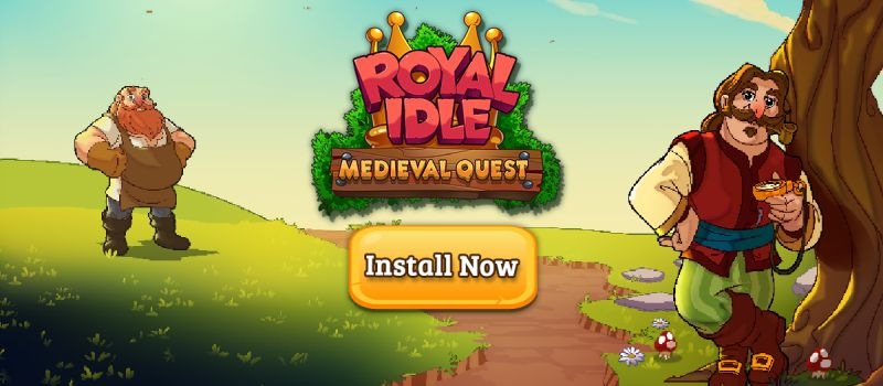 roya idle medieval quest guide