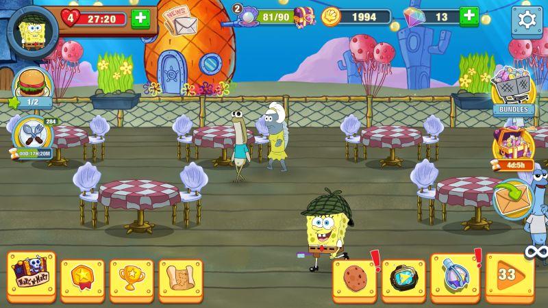spongebob krusty cook-off episode