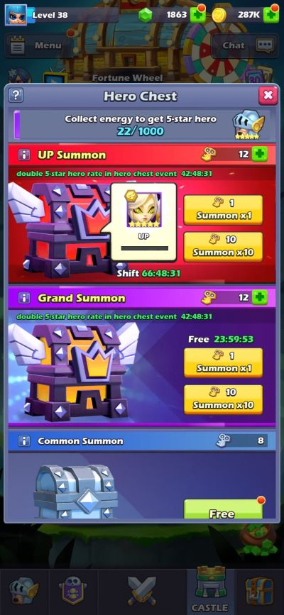how to get new heroes in taptap heroes